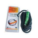 Tresse Ronde - Kit De Reparation - L.3 M - D 8 - Tube De Colle 50 Ml -Nom du produit