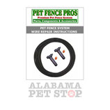 Dog Fence Wire Repair Kit