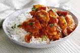 20. Chicken Paprika (Sharf) mit Schweizer Pouletbrust