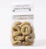 Taralli al finocchio - Taralli mit Fenchel