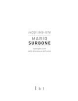 Mario Surbone. Incisi 1968-1978