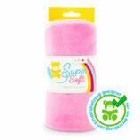 Kullaloo Plüschstoff Shorty uni 1,5 mm hot pink