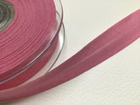 Baumwoll-Schrägband 40/20 mm rosa Col. 469