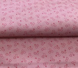 Baumwolle Muster rosa