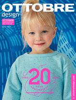 OOTTOBRE design kids fashion 1/2020