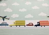 Move Along by Michael Miller - Panele
