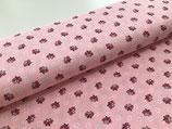 Jersey Schmetterlinge rosa