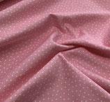 Westfalenstoffe Babycord Punkte rosa