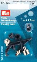 Prym Vario Lochwerkzeuge 3, 4, 8 mm