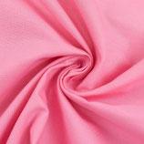 Heide Baumwolle uni rosa