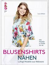 Blusenshirts nähen - Größe 34-44
