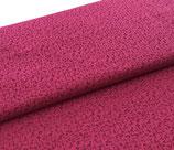 Baumwolle Muster dunkel rosa