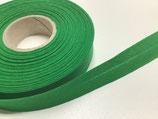 Baumwoll-Schrägband 40/20 mm Col. 450 grün
