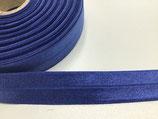 Einfassband, elastisch königsblau