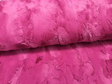 Shannon New Luxe Cuddle Hide magenta