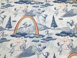 lillestoff Jersey Am Anfang des Regenbogens