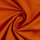 Heide Baumwolle uni orange