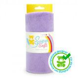 Kullaloo Plüschstoff Shorty uni 1,5 mm lavendel