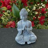 Bouddha en méditation Style Pierre