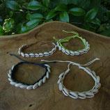 Bracelet Coquillages Cauris N° 1