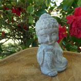 Petit Bouddha gris