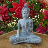 Bouddha en Méditation gris