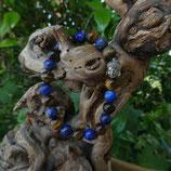 Bracelet Lapis Lazuli & Œil de Tigre