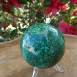Sphère Malachite N° 1