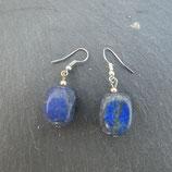 Boucles d'oreilles Lapis Lazuli