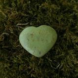 Cœur Opale Verte