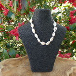 Collier Hawaî Coquillages Cauris
