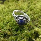 Bague avec Lapis Lazuli
