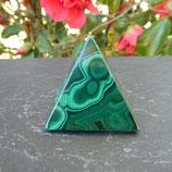 Pyramide Malachite N° 3