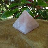 Pyramide Quartz Rose N° 1