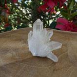 Bloc Cristal de Roche brut avec pointes 1