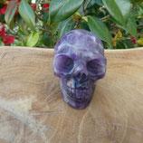 Crâne Améthyste
