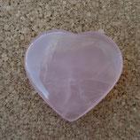 Cœur Quartz Rose N° 2