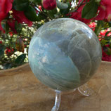 Sphère Garniérite - Pierre lune verte N° 1