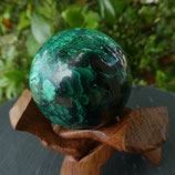 Sphère Malachite N° 2