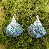 Boucles d'oreilles Abalone 2