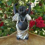 Bouddha mains en l'air