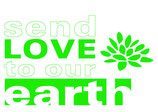 "Kunstband zum Kunstprojekt ""send love to our earth"""