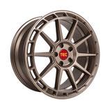 4 STÜCK TEC SPEEDWHEELS ALUFELGEN GT8 BRONZE MATT | 8,5x19 ET45 LK 5/112 | AB 895,00 EURO PRO SATZ