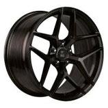 ELEGANCE WHEELS FF 550 DEEP CONCAVE HIGHGLOSS BLACK  | 20 ZOLL | AB 464,55 EURO PRO STÜCK |
