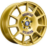 SPARCO TERRA RACE GOLD BLUE LETTERING  | 17 ZOLL | 168,00 EURO PRO STÜCK