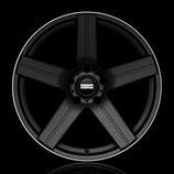 FONDMETAL CONCAVE STC-01 BLACK DIAMOND LIP | 20 - 22 ZOLL | AB 395,00 EURO PRO STÜCK