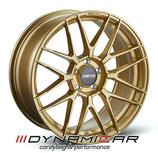 MOTEC MCR3 HYPER MESH MATT GOLD | 8,5x19 ET45 LK 5/112 | 8,4 KG GEWICHT | 260 EURO PRO STÜCK
