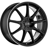 OZ VELOCE GT GLOSS BLACK DIAMOND LIP | 18-18 ZOLL | AB 215,00 EURO PRO STÜCK