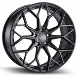 WHEELFORCE SL.1-FF DEEP BLACK | 8,5x19 ET45 LK 5/112  | LIEFERBAR AB MÄRZ 2020