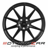 ELEGANCE WHEELS E1 CONCAVE HIGH GLOSS BLACK  | 20 - 21 ZOLL | AB 341,05 EURO PRO STÜCK